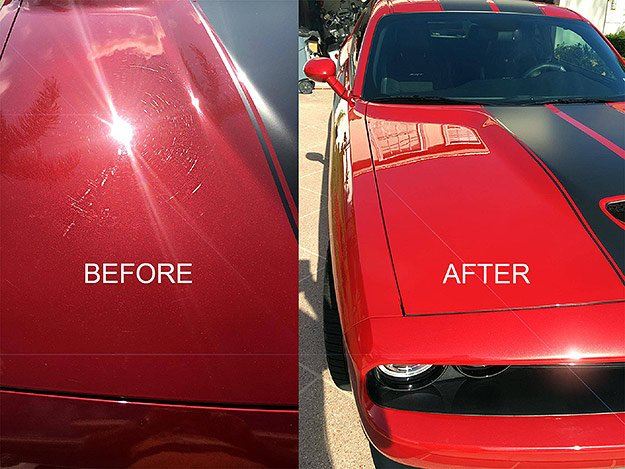 2015 Dodge Charger SRT 392 Before/After