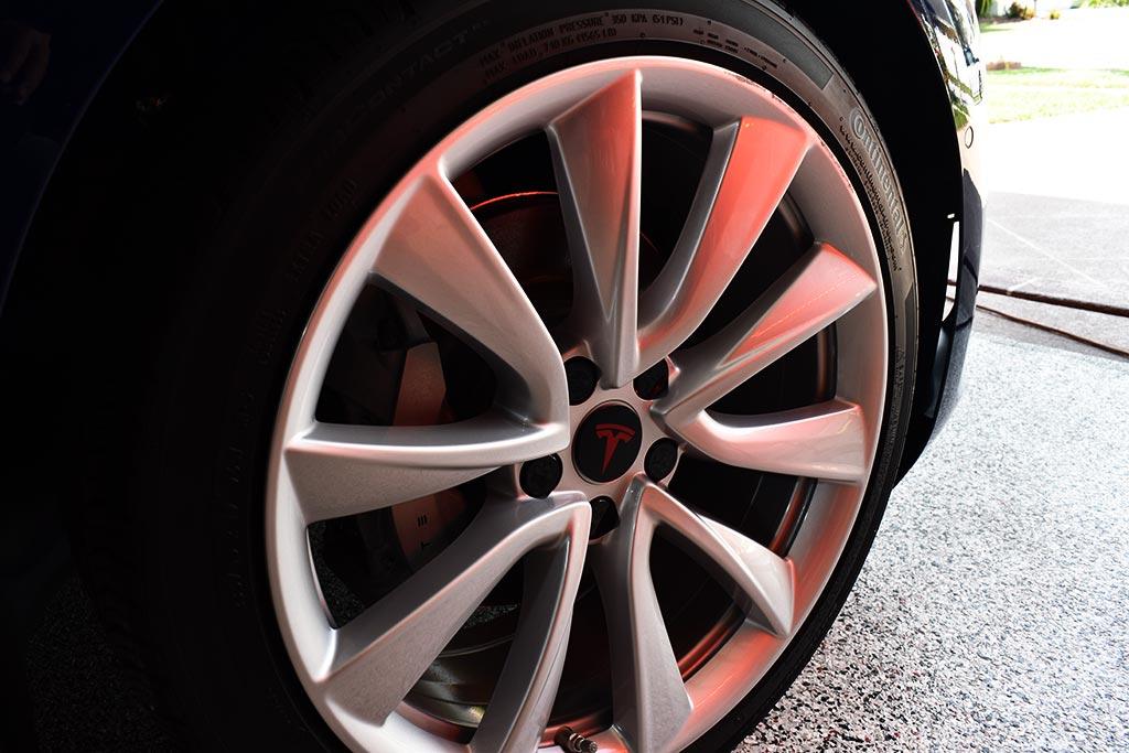 2019 Tesla Model 3 - A Miracle Detailing - Cquartz Finest